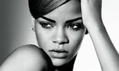Rihanna is an America actreess