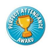 100% Attendance!!!!