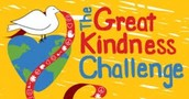 The Great Kindness Challenge Schoolwide and Classroom Activities- Week 2 March 21-25