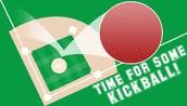 Wednesday, June 3  Kickball Tournament