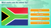 Do you know which country uses this national Flag???