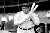 Babe Ruth Struggle