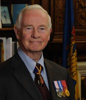His Excellency the Right Honorable David Johnston