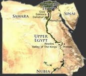 Egyptian geography