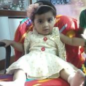 First Birthday of Little Angel Batul