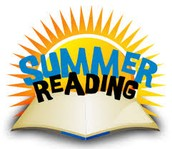 Don't forget your Summer Reading! Time is running out if you have English first semester!