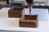 3D Printing in Chocolate