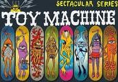 Maderos Toy Machine