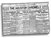Houston Chronicle News