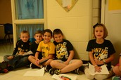 Spirit Day--Black and Gold!