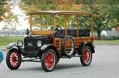 restored ford.