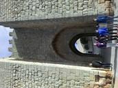 The herreros fortified gateway.