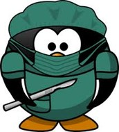 My surgeon... jk