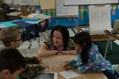 Mrs. O'Brien @ Jackson Elementary