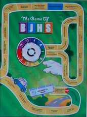 4. The  theme is THE GAME OF LIFE!