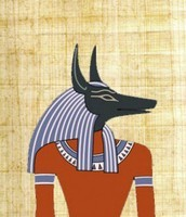 Anubis (The God of the Afterlife)
