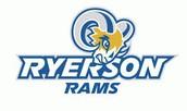 Ryerson rams - Université