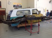 Ormonde is having students build a car from the ground up.