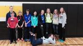 7th/8th grade Math Meet team