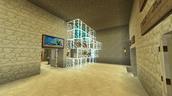 inside mojang tower