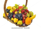 Fruits and Vegetables in Abundance!