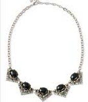 Rory Necklace - black