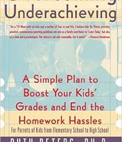 Overcoming Underachieving
