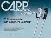 Capp Aero single Channel Pipette