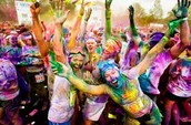 COLOR RUN--November 12