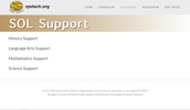 SOL Support Page