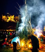Bonfire Nights in Bran