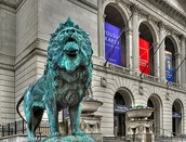 Join us to tour the Art Institute of Chicago!