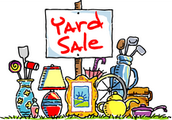 Huge Yard Sale this Weekend in Menlo Park!
