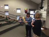 Teacher of the Year-Rachel Brockman, Media Specialist