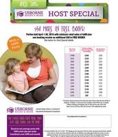 April Host Special