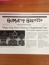 AN ICING STORM HIT GINGERTOWN!!!!
