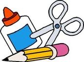 ¿Qué objetos hay en la sala de clase?
