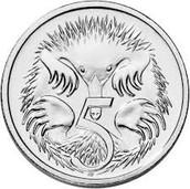 5c coin