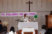 Ceremonia Entrega de la Biblia