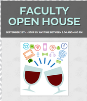 Faculty Open House