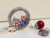 Share your story with an Origami Owl Living Locket!