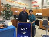 Congratulations Ron Degner!!!!!