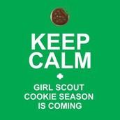 Cookies, Cookies, Cookies! Pre-Sales Have Begun!