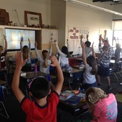 3rd Grade Yoga and Dance Party