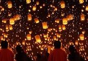 Watching the Lanterns