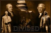 Federalist and Democratic-Republican Divided