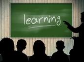 Using visual learning