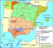 Linguas na Península Ibérica