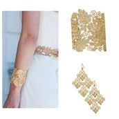 Glamourous Gold