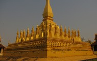 Capital Building of Laos
